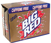 Big Red Drink Nutrition Facts