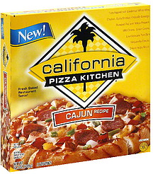 california pizza kitchen nutritional info collected some