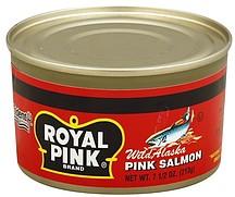 Royal Pink Salmon