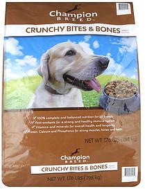 Champion Breed Dog Food Ingredients