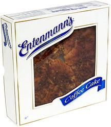 Entenmann S Coffee Cake Cinnamon Filbert Ring 10 5 Oz