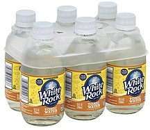 White Rock Tonic Water 6 0 Ea Nutrition Information Shopwell