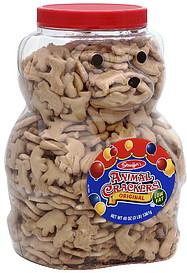 Stauffer S Animal Crackers Original 48 0 Oz Nutrition