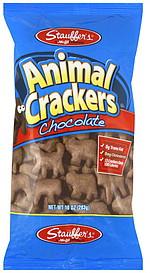 Stauffer Chocolate Animal Crackers Nutritional Information