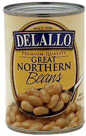 Calories in great northern beans