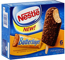 Nestle Frozen Dairy Dessert Bars