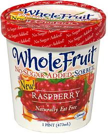 Whole Fruit Sorbet