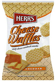Herr S Cheese Waffles Cheddar 5 0 Oz Nutrition Information