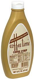 0 Calorie Coffee Syrup