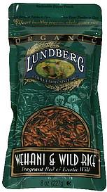 Lundberg Wehani & Wild Rice