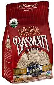 Lundberg Brown Rice Long Grain, California Basmati 32.0 oz