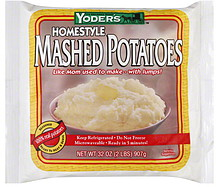 Yoder's Mashed Potatoes