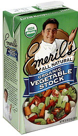 Emeril's Organic Vegetable Stock