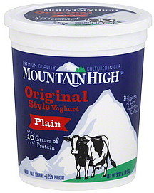 Followers, 72 Following, 95 Posts - See Instagram photos and videos from Mountain High Yoghurt (@mountainhighyoghurt).