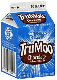Carton Of Chocolate Milk Calories