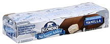Klondike Ice Cream Bars
