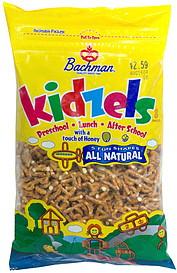 Bachman Kidzels 15 0 Oz Nutrition Information Shopwell