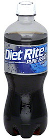Diet rite nutrition facts