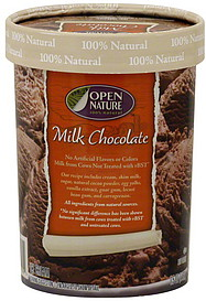 Open Nature Ice Cream