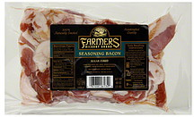 Farmers Hickory Brand Seasoning Bacon