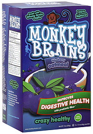 Monkey Brains Oatmeal