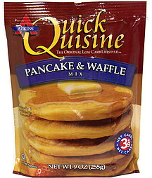 Atkins pancake recipe