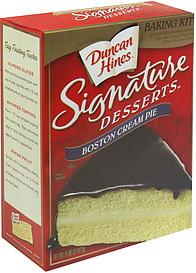 Duncan Hines Baking Kit Boston Cream Pie 15 06 Oz