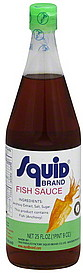 Squid fish sauce 25 0 oz nutrition information shopwell for Squid fish sauce