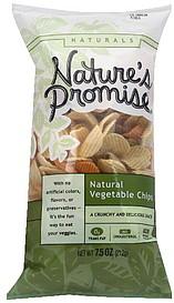 Nature S Promise Veggie Chips