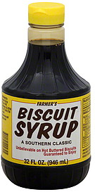 Farmer's Biscuit Syrup