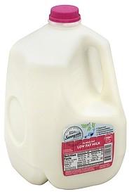 Sunnyside Farms Milk Lowfat 1 Milk Fat 1 0 Gl Nutrition