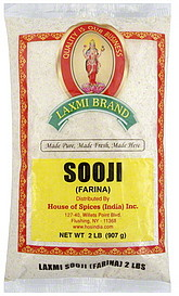 Laxmi Sooji