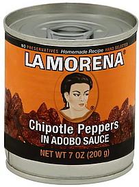 La Morena Peppers