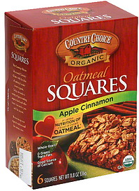 Country choice oatmeal