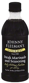 Johnny Fleemans Marinade and Seasoning