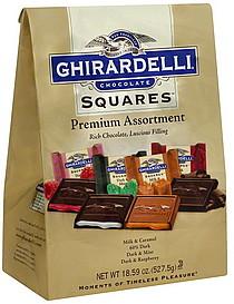 Ghirardelli premium chocolate assortment