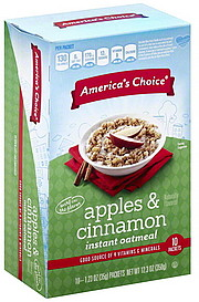 Americas Choice Oatmeal