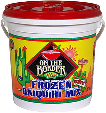 On The Border Mexican Cafe Frozen Daiquiri Mix