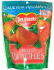 Peaches, Dried