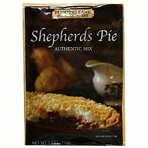 Pudding Lane Food Company Shepherds Pie Authentic Mix