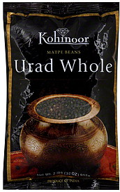 Kohinoor Urad Whole