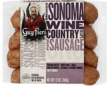 Guy Fieri Sausage