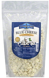 calories in blue cheese crumbles