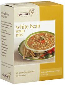 My favorite gourmet soup mix white bean 10 0 oz nutrition for 10 calorie soup gourmet cuisine