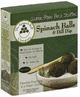 Spinach Balls & Dill Dip