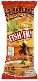 Florida seafood seasonings fish fry key lime 10 0 oz for Fish fry seasoning