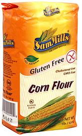 Sam Mills Corn Flour