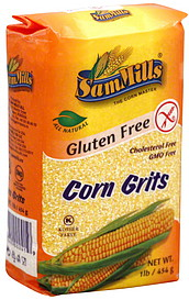 Sam Mills Corn Grits