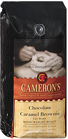 Cameron S Chocolate Caramel Brownie Coffee Nutrition