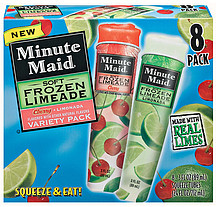 Minute Maid Soft Frozen Lemonade